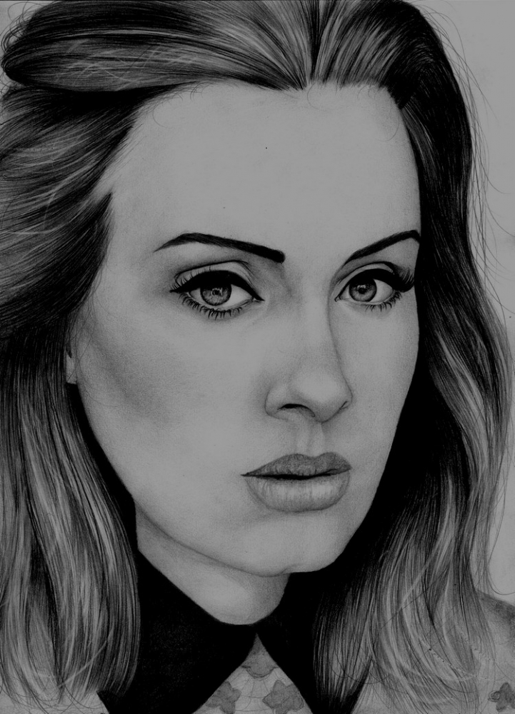 Adele by AffichE
